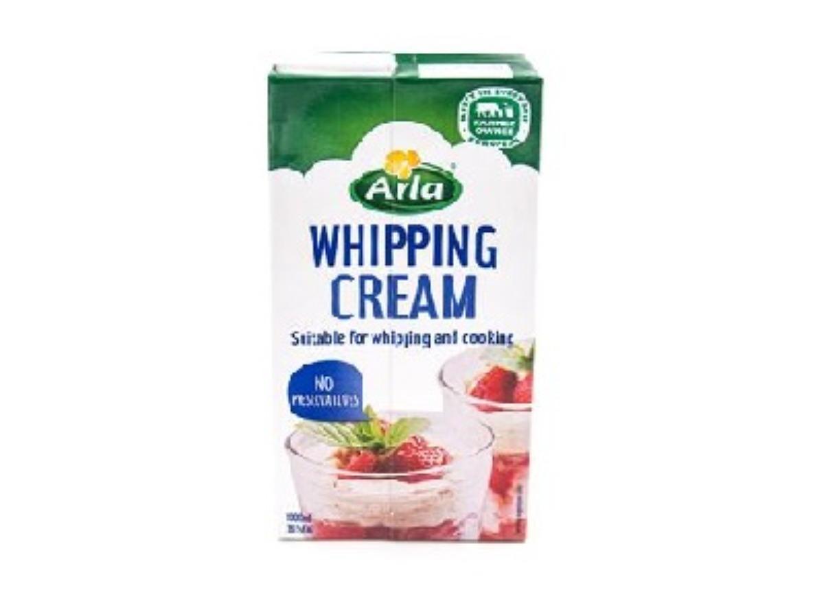 Arla Whipping Cream 1l