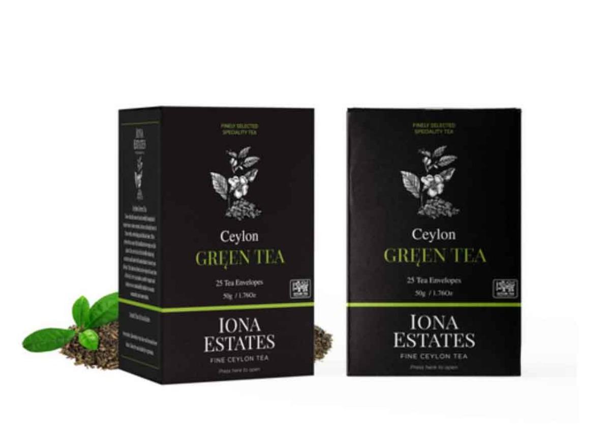 Ceylon Green Tea 50g