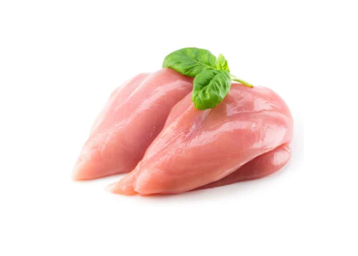 Chicken Breast - Skinless Boneless 1kg - 1.2kg