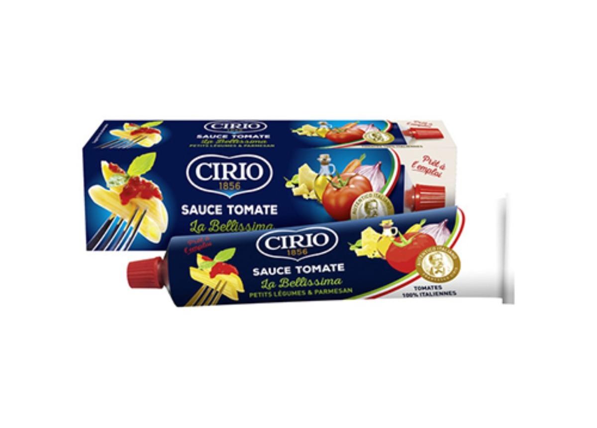 Cirio Tomato Sauce with Vegs - 180g