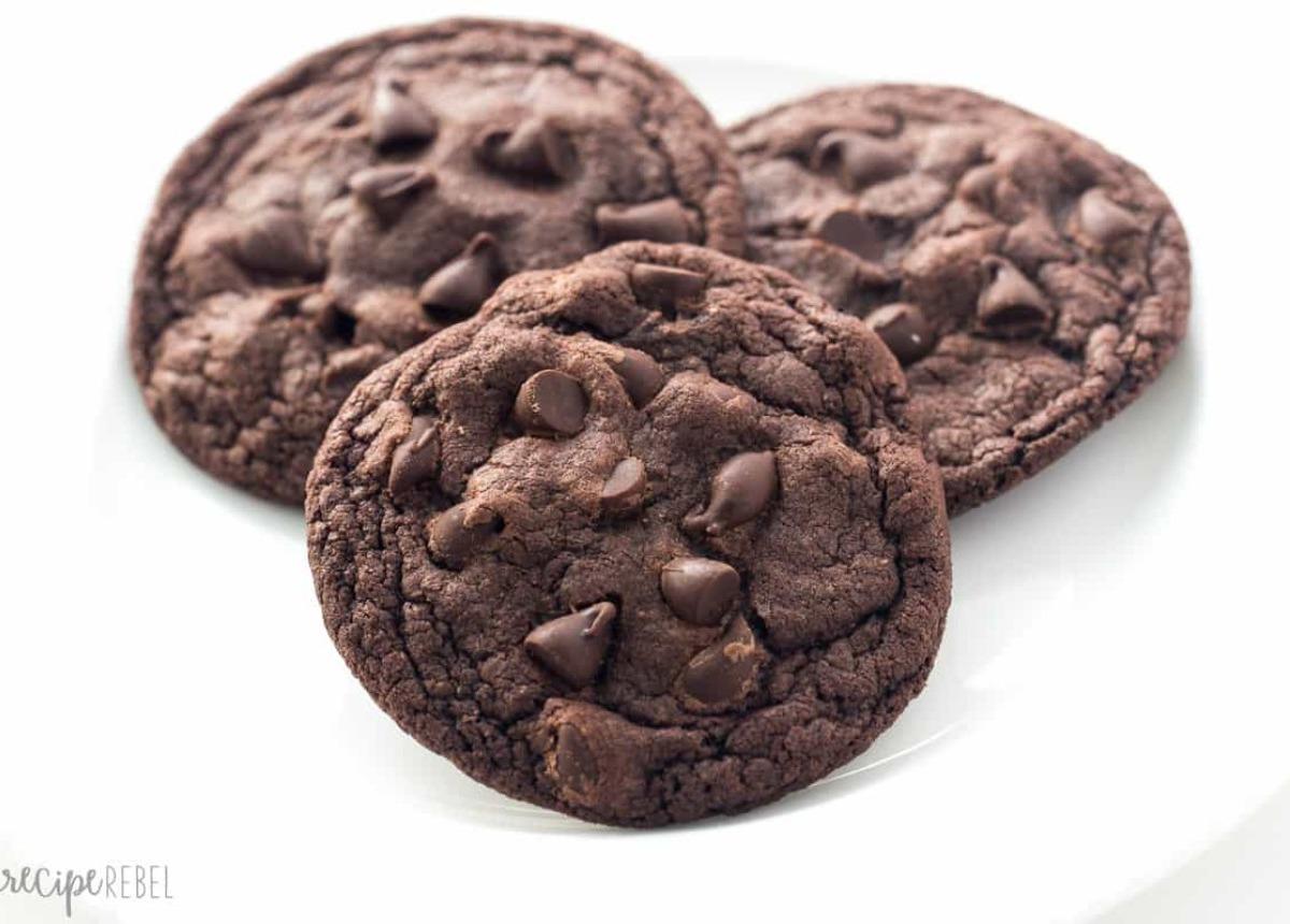 Double Choc Chunk Cookie Dough (Frozen)