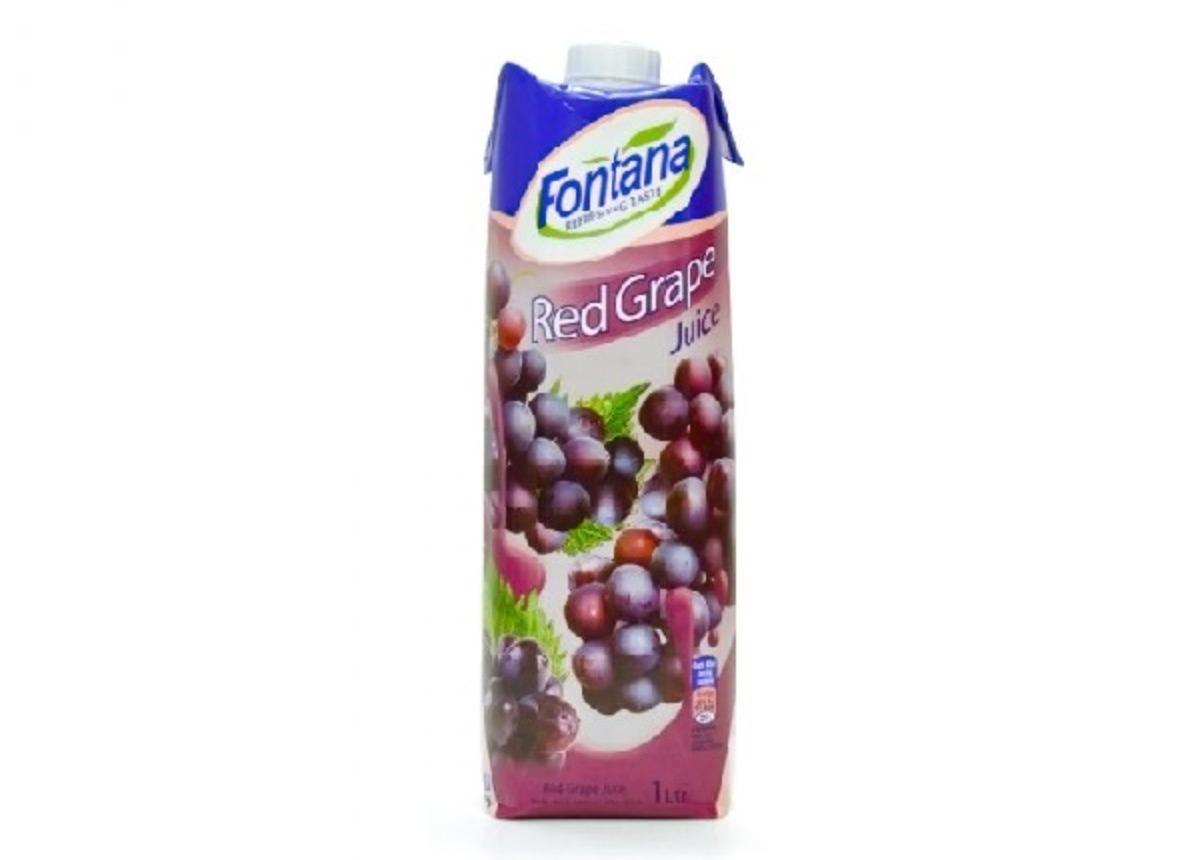 Fontana Grape Juice 1l