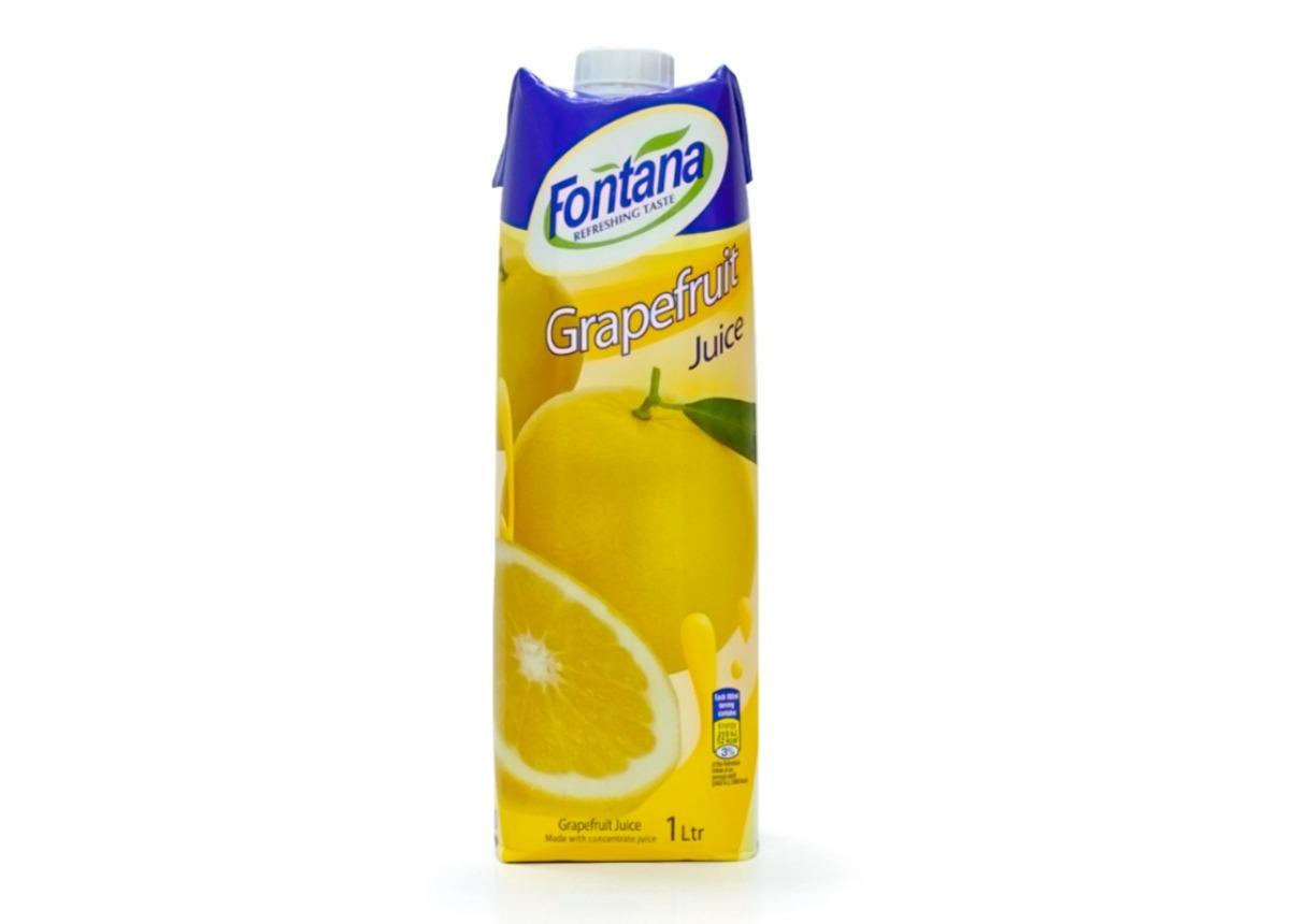 Fontana Grapefruit juice 1l