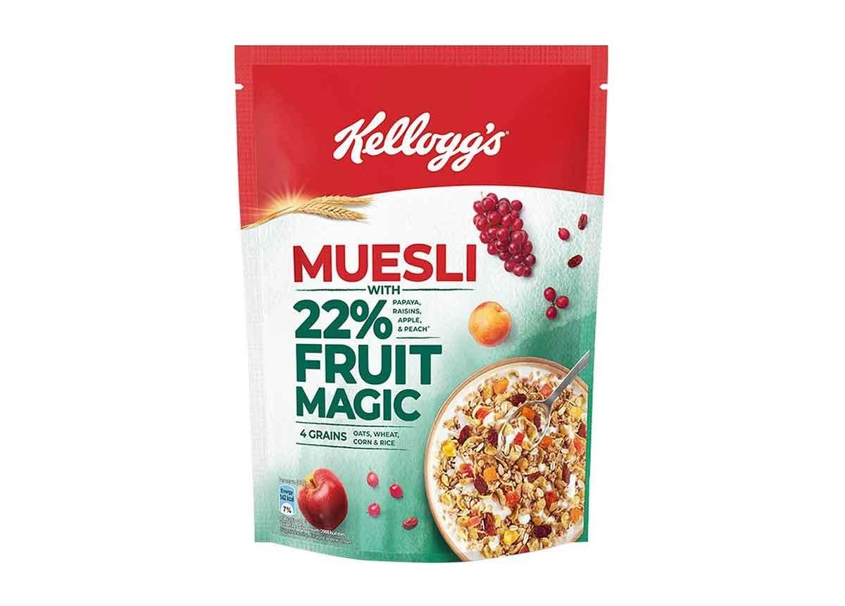 Kellogg's Muesli Fruit Magic 500g