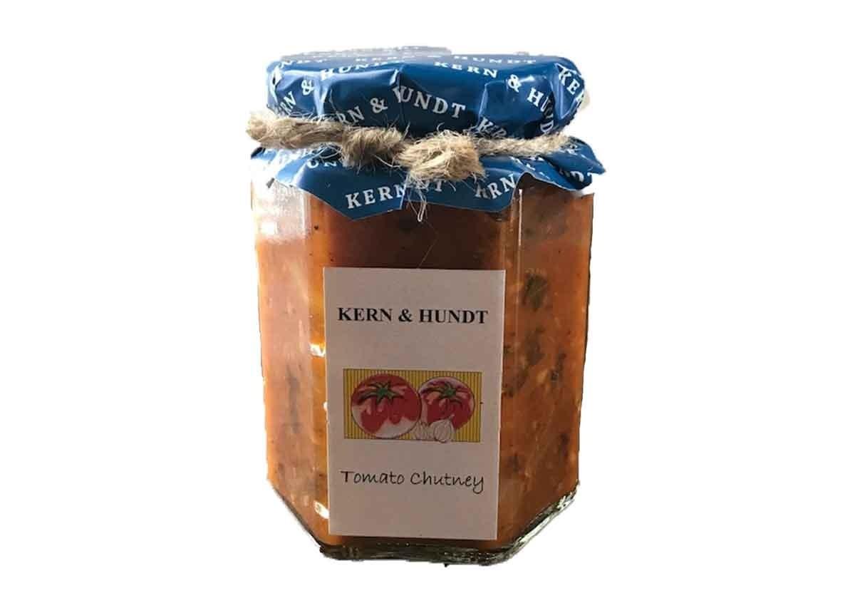 Kern & Hundt Tomato Chutney 350g