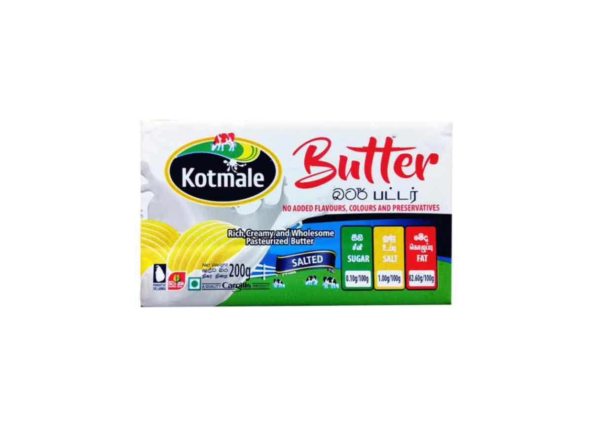 Kotmale Butter Salted - 200g