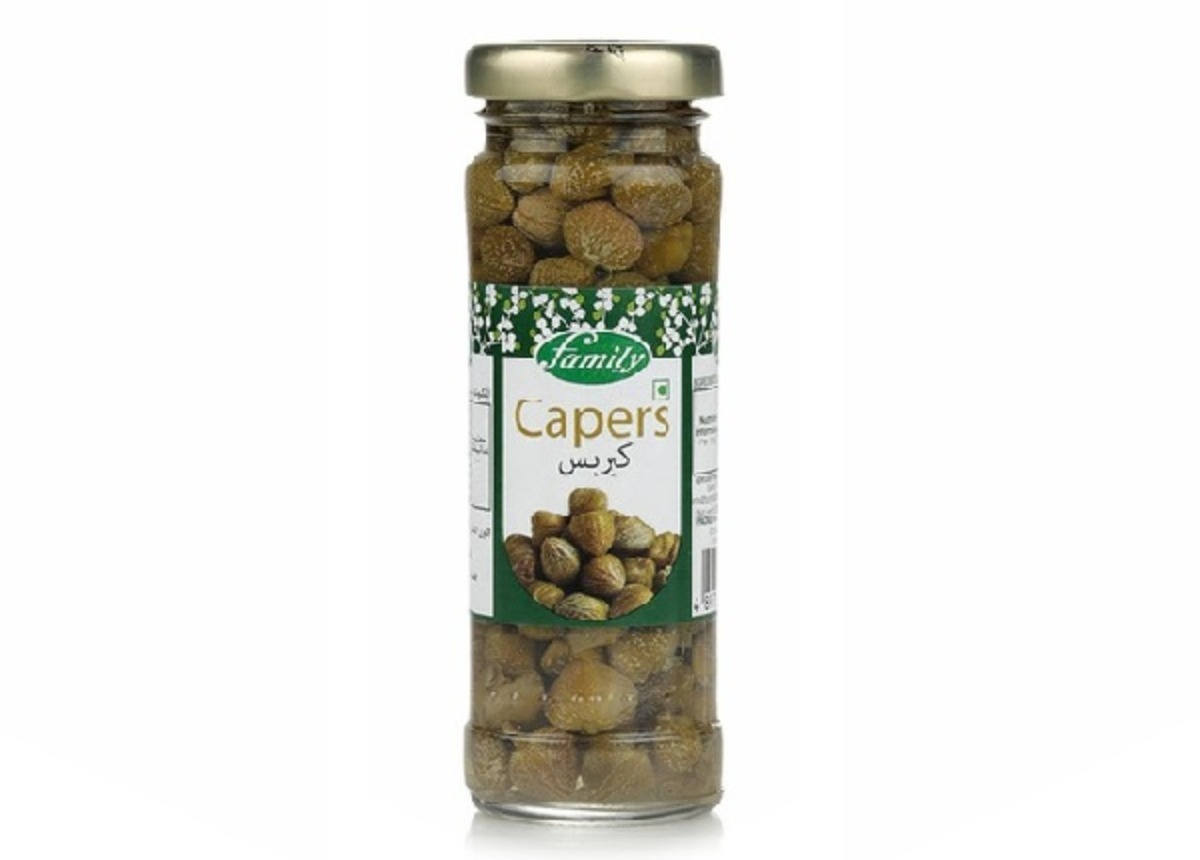 Lucky Family Capers 100g
