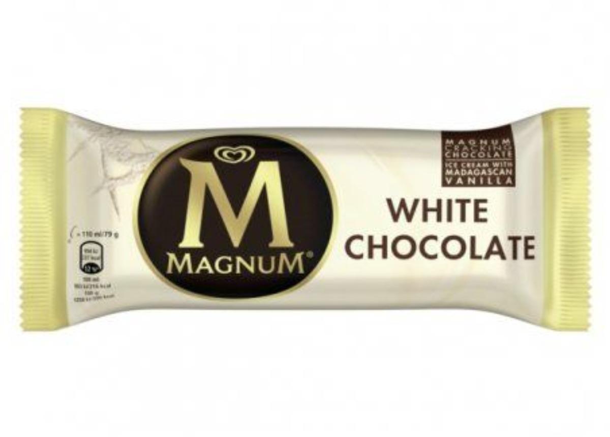 Magnum White Chocolate 110ml