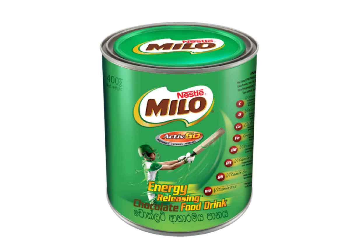 Milo 400g - Tin