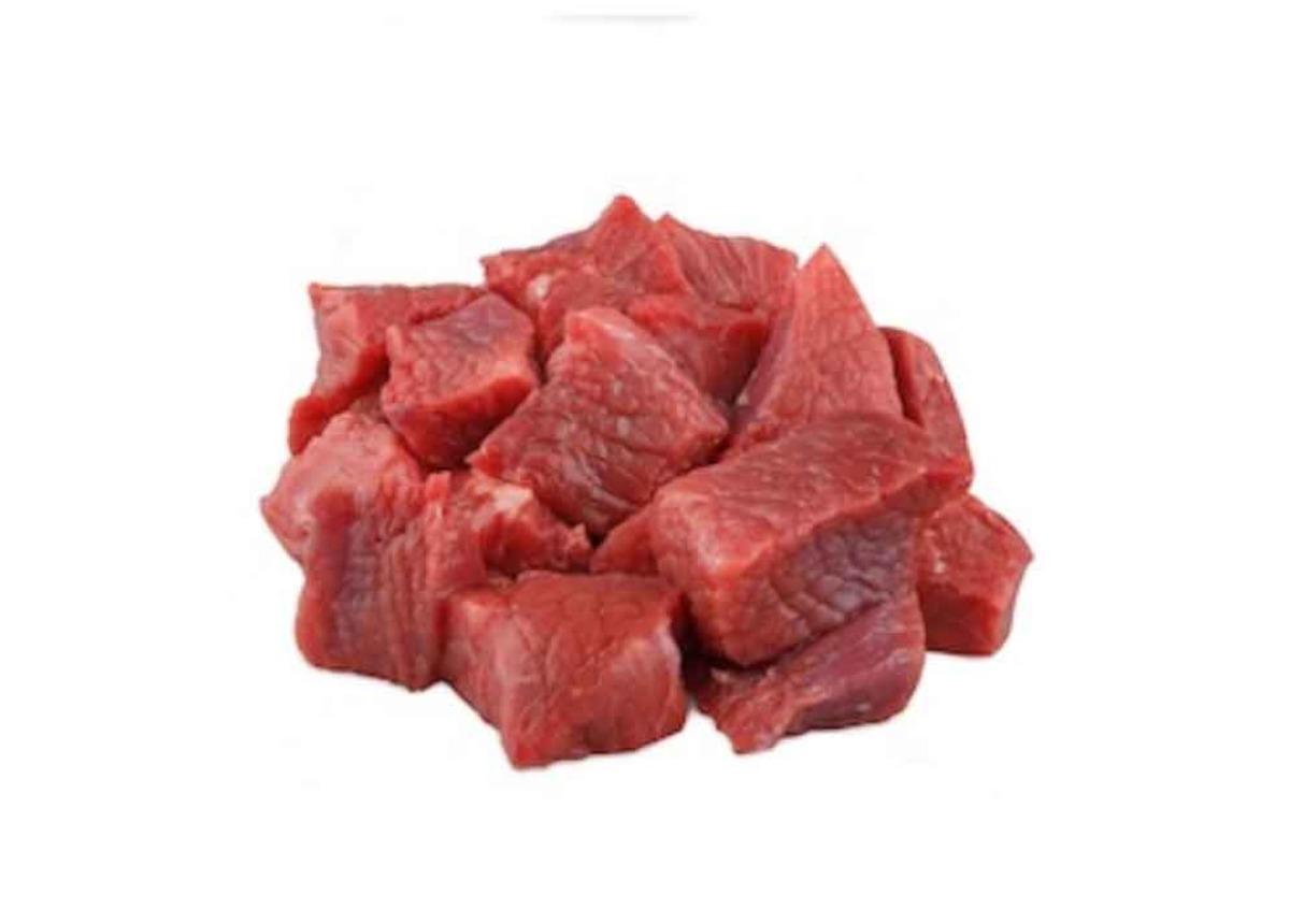 Australian boneless Mutton Cubes 250g