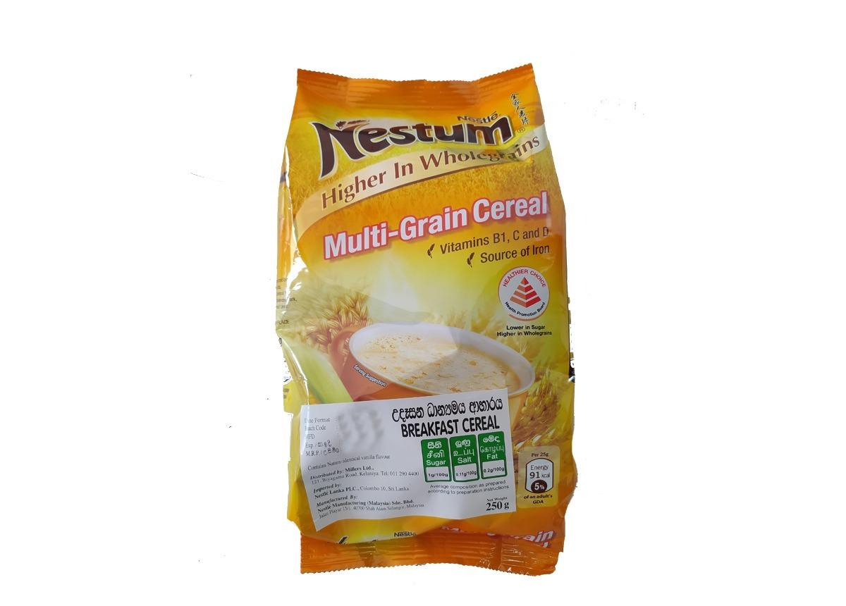 Nestum Multi-Grain Cereal 250g