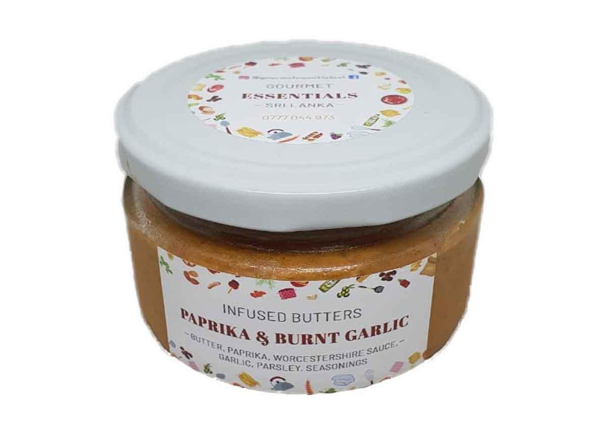 Paprika & Burnt Garlic