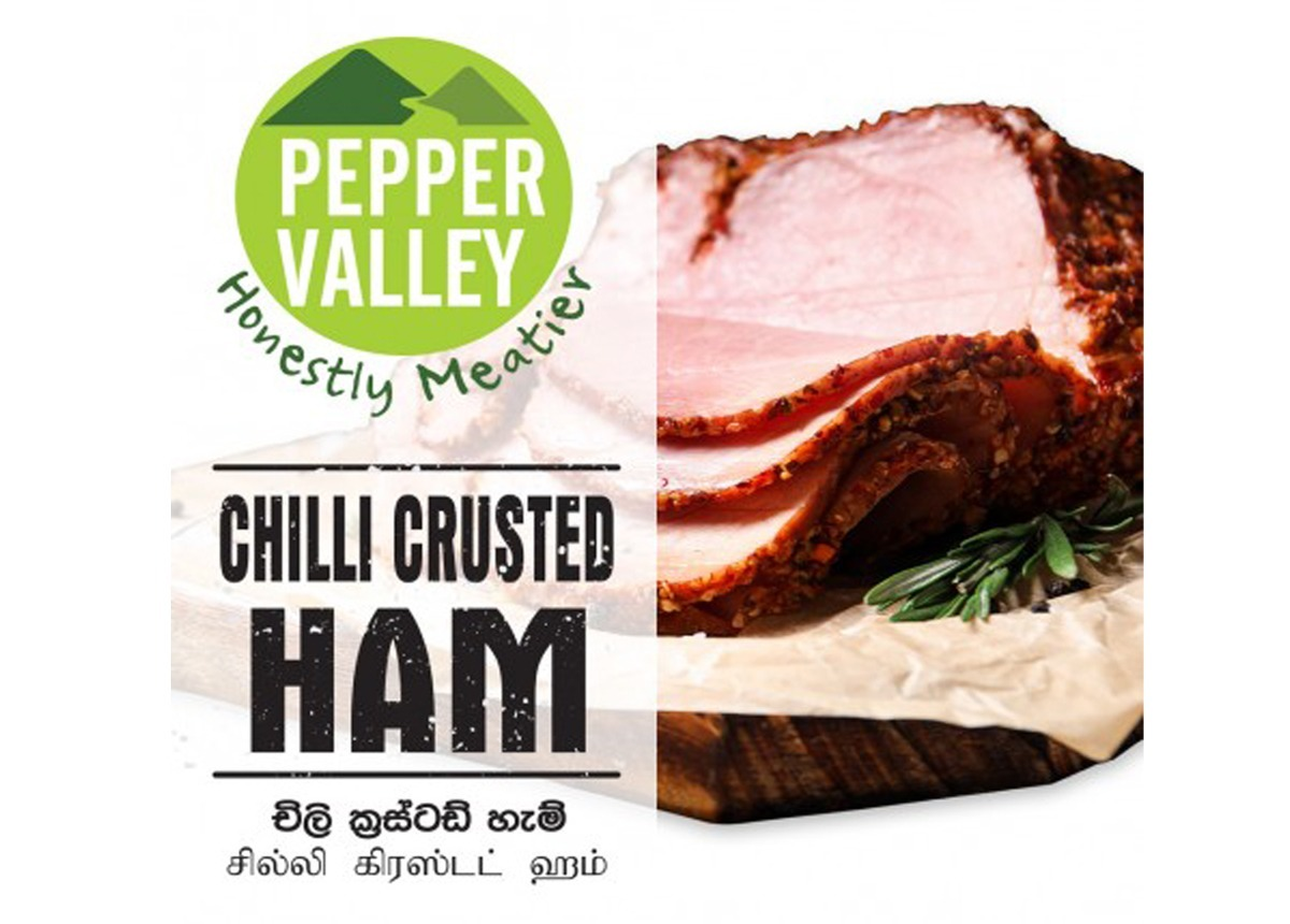 Pepper Valley Chilli Crusted Ham 150g