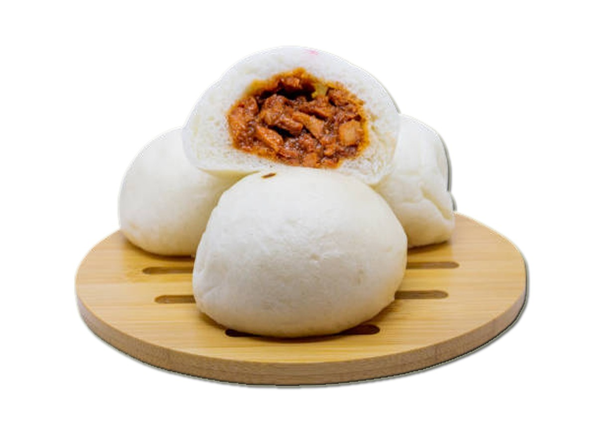 Pepper Valley Curried Pork Steamed Buns 450g