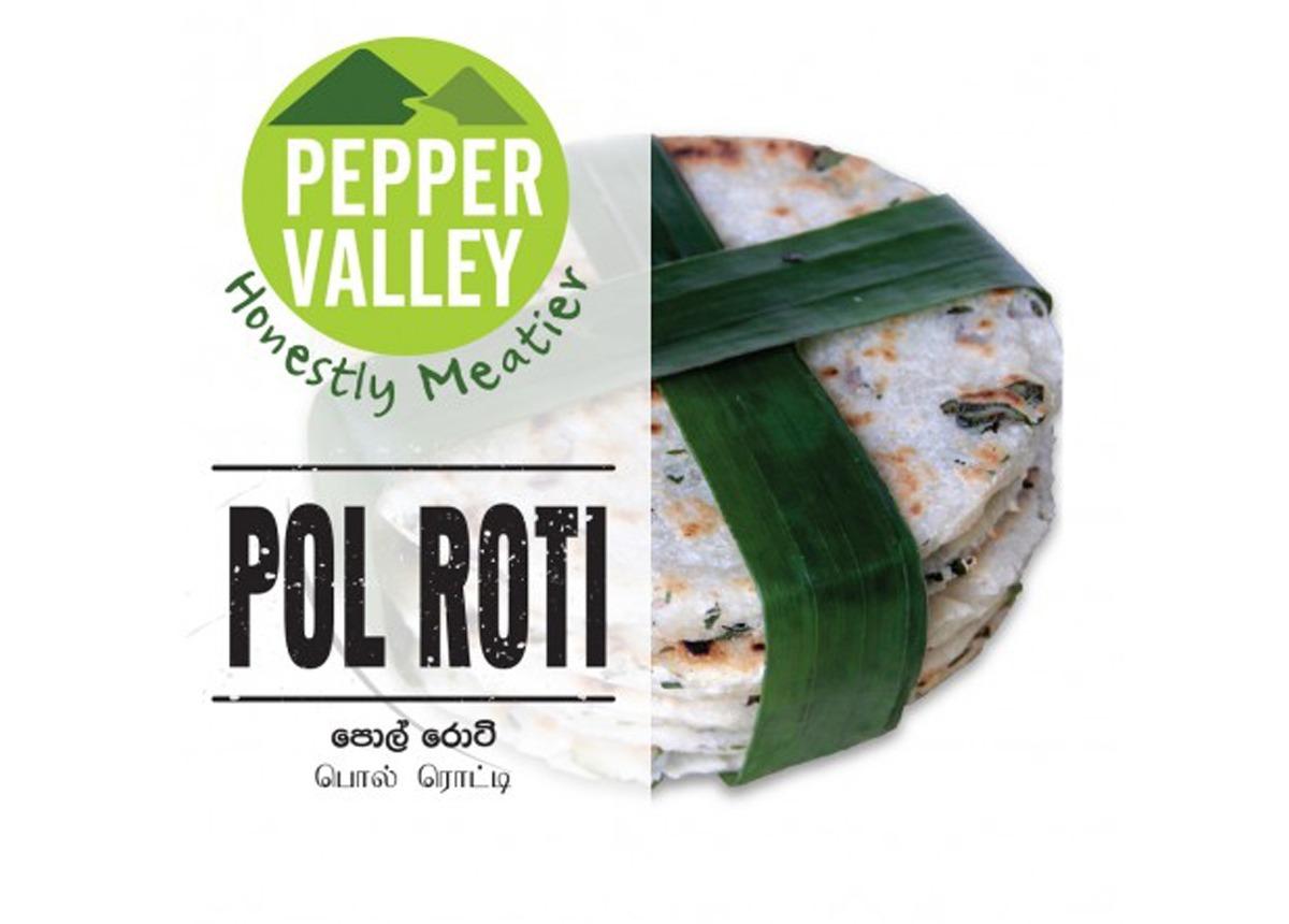 Pepper Valley Pol Roti 300g