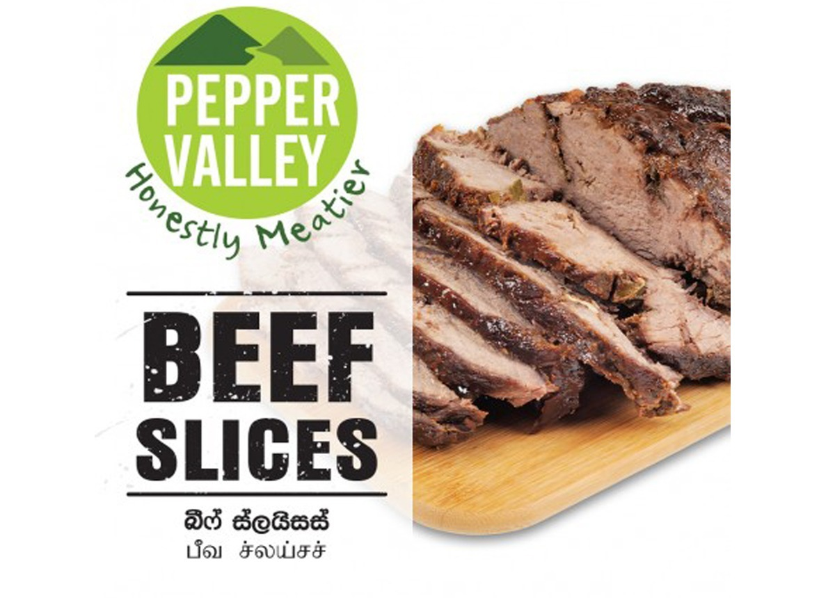 Pepper Valley Roast Beef Slices 200g