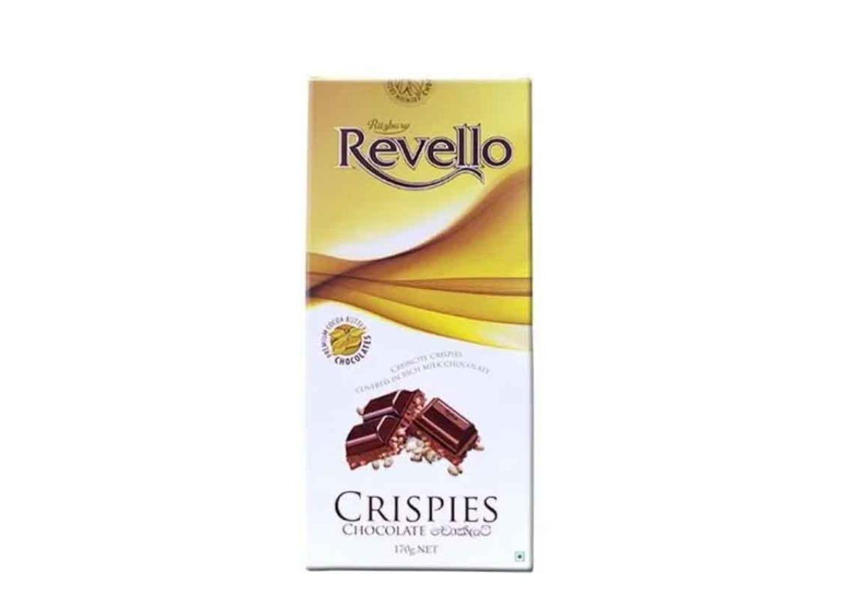 Revello Crispies 100g