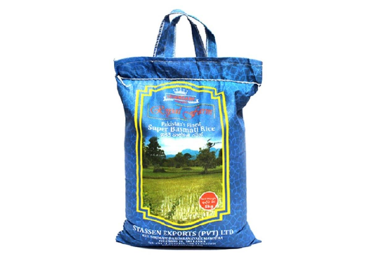 Royal Farm Super Basmati Rice 5kg